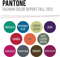 Pantone-Fall-Colors-2013