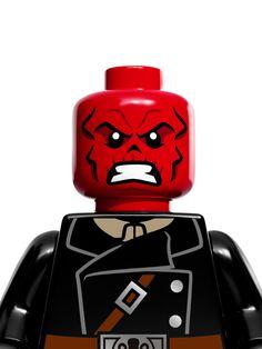 Cráneo Rojo - Personajes - LEGO.com