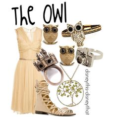 """""""The Owl"""" by disneythis-disneythat on Polyvore"""