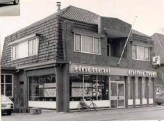 Drukkerij Frouws Stationsweg 1961 Ede
