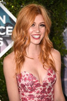 Katherine McNamara Photos: Teen Choice Awards 2016 - Arrivals