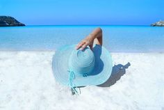Do you soak up the sun to help your body make vitamin D? A study has found that too much sun exposure may actually lower vitamin D levels. Die Eifel, Vanuatu, Holiday Fashion, Holiday Outfits, Summer Outfits, Sun Protection, Sun Hats, Places To See, Cancer