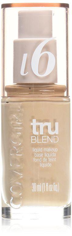 Cover Girl Trublend Liquid Makeup 425 Buff Beige -- You can get more details by clicking on the image. (Amazon affiliate link)