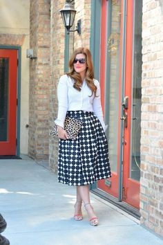 Mixed Prints Monday | A Lily Love Affair