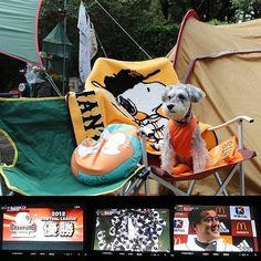 2012年那須キャンプ&キャビン