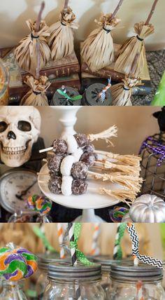 idées de décorations intéressantes pour Halloween