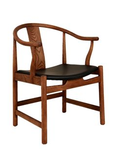 The Ming Chair from Leather Up: Furniture, Accents & Art on Gilt