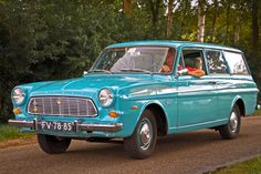 1965 Ford Taunus 12M P4 Super Kombi