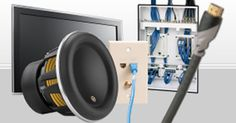Tutorials, FAQs, Calculators and Examples for Speaker Boxes, Crossovers, Filters, Wiring, Home Automation, Security and more.