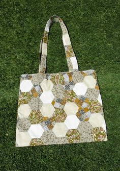 Bolso patchwork Reusable Tote Bags, Scrappy Quilts, Totes