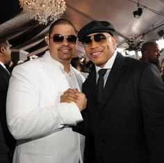 Heavy D and LL Cool J