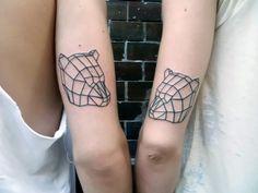 19 Meilleures Images Du Tableau Tatouage Ours Bear Tattoos