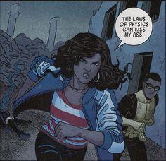 America Chavez!