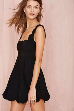 Nasty Gal I'm Yours Dress - Black - Going Out | Fit-n-Flare | LBD | Dresses | Party Perfect | LBD | All | Cyber Monday Dresses | The Sultry Siren