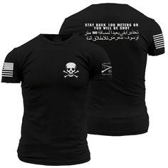 Navy Branch T-Shirt- Grunt Style Men's Graphic Military Tee Shirt Army Shirts, Mens Tee Shirts, Cool Shirts, T Shirt, Tactical Shirt, Tactical Clothing, Tactical Gear, Grunt Style Shirts, Shirt Style