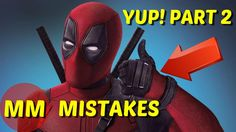 10 More Deadpool Movie Mistakes You Missed | Deadpool Goofs - Deadpool Movie Mistakes https://youtu.be/orYfTWqi9ZU ►Subscribe to Movie Mistakes Here: http://...