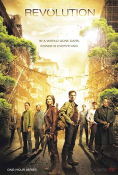 Revolution takes place in a post-apocalyptic dystopian future. 15 years earlier, every single piece of technology - computers, planes, cars, phones, even lights - stopped working. People were forced to adapt to a world without functioning technology. Due to the collapse of government and public order, many areas are ruled by warlords and militias. 1 Season to date