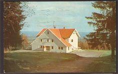 Ormseter Ungdomssenter. Haave-trykk. St Hamar -72.
