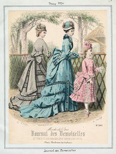 Journal des Desmoiselles May 1874 LAPL