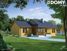 dom z drewna -  Szyper 8 dr-S