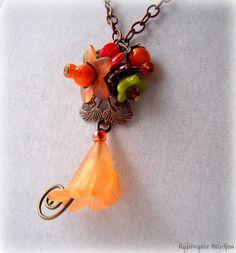 Tangerine In Spring ooak Faeries Frolic by RainwaterStudios, $28.00