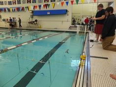 When robots learn to swim | Boothbay Register