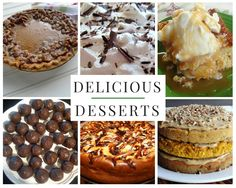 23 Delish Desserts To Bring To Thanksgiving #recipes #easydessert