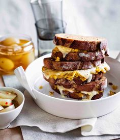 10 jaffle recipes that are gourmet  (or you may call them pie iron or toasties)