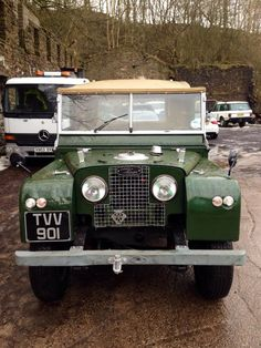 """Land Rover Series 1 one 1952 80"""""""
