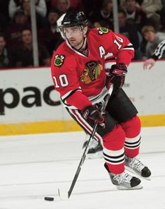 Patrick Sharp - my favorite Blackhawk!!!