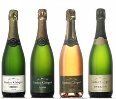 Gaston Chiquet Champagnes