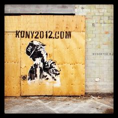 Spotted in Dallas, TX. @palumbro #KONY2012 - @invisiblechildren- #webstagram
