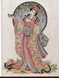 a cross stitcher's oriental odyssey book | make handmade, crochet, craft