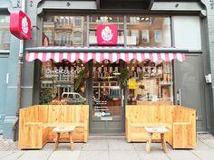 Omelegg Amsterdam: the first omeletterie in town! de pijp