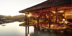 On Costa Rica's Nicoya Peninsula, the eco-friendly Hotel Punta Islita embraces relaxation. #Jetsetter