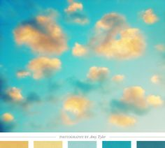 Olsen Olsen Olsen Wulff these colors remind me of you: Color Inspiration Daily: 13 - Creature Comforts Color Combos, Color Schemes, Summer Sky, Design Seeds, Creature Comforts, World Of Color, Color Stories, Color Pallets, Colorful Interiors