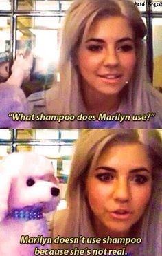 Marina and the diamonds.