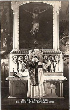 Ceremonia y rúbrica de la Iglesia española - LITURGIA CARTUJANA - Ritos de órdenes religiosas