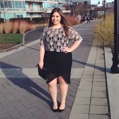 118aa243ccd 56 Best My Style: Plus Size Outfits images | My outfit, Large size ...