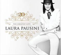 Laura Pausini Musician | Laura Pausini, 20 The Greatest Hits: tracklist e copertina della ...