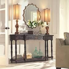 You can put them on your wall, living room or in any room that you wish. Console tables are the perfect addition to a stylish home decoration. #consoletables #homedesign #homedesigninterior