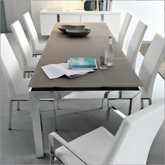 Make your dining room adjustable as per your requirement by purchasing foldaway or extendable #dining tables #furniture from Belvisi Showroom. We have best collection of #Italian #dining tables for you.