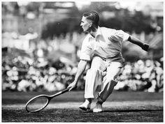 Australian Tennis Player Cliff Sproule in 1932 | © Pleasurephoto Room Australian Tennis Players, Martin Munkacsi, Herbert Matter, Ralph Gibson, Pamela Hanson, Jaqueline Kennedy, Nadja Auermann, Davis Cup, Francoise Hardy