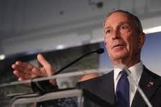 Micheal Bloomberg, Philanthropists who give money away