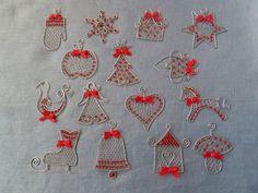 Vianočné drobnôstky, Vianočné dekorácie | Artmama.sk