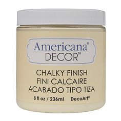 DecoArt Americana Decor Chalky Finish Multi-Surface Paint 8oz Pots in Crafts, Painting, Drawing & Art, Painting Supplies | eBay