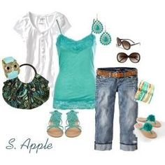 Summer outfit, perfect outfit for Britt by imelda