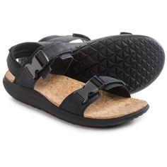 03b89df5667fc5 Teva Terra-Float Universal Lux Sandals (For Men) in Black Sport Sandals