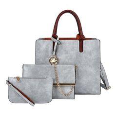 Savage Set – Satchel&Clutch Source by davraharris Bags casual Cheap Handbags, Luxury Handbags, Tote Handbags, Purses And Handbags, Cheap Bags, Cheap Purses, Luxury Bags, Leather Crossbody Bag, Leather Purses