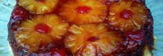 Receita de Bolo Caramelado de Abacaxi - Receitas Boas